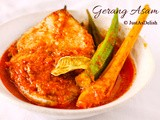 Gerang Asam (Spicy & Sour Fish Curry): Malacca Nyonya Cuisine