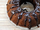 Guest Post: Gingerbread Cake with Chocolate Glaze