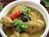 Happy Deepavali & Guestpost: Chicken Kurma