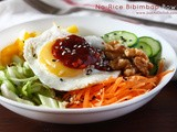 No-Rice Bibimbap Bowl