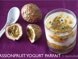 Passion Fruit Yogurt Parfait