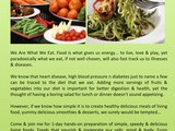 Raw Food Workshop 7 June 2014