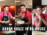 Rude Boy Aaron Craze & Beef Tortilla Recipe