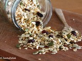 Ten-Minutes Stove Top Granola