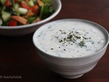Yogurt Cucumber Salad / Sauce