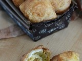 Fried Chicken Puffs- Guest Post for  Yummy Food