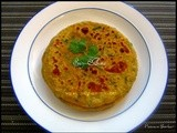 Eggs Paratha (Stuffed with Scrambled Eggs) / Anda Paratha