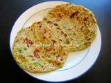 Mix Vegetables Paratha
