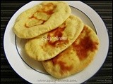 Naan Recipe / Naan Bread Recipe