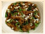 Sweet and Sour Baingan Bharta
