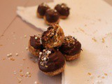 Oatmeal Raisin Cookie Truffles