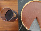 Salty Chocolate Tart