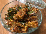 Priya's #Keto Bombil Duck Pickle