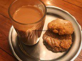 Priya's #Keto Chai and Biscuit