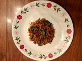 Priya's #Keto Simple Saute Dried Shrimps
