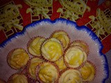 Cny 2017 - buttery rose shape pineapple tarts