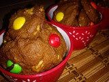 Cny 2017 - walnut chocolate cookies