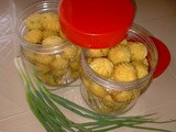 Cny 2021 - savoury butter cookies