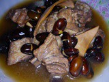 Ez Chinese Black Beans Pork Ribs Soup