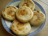 Ezcr #5 - pan fried chinese pancake with sweet paste