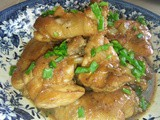 Fragrant soy sauce chicken wings