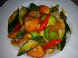 Sweet and sour sauce fish