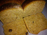 White Coffee Wholemeal Loaf