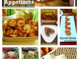 20 Gameday Appetizers