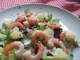 Chilli Prawn and Pineapple Salad