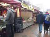 Nottingham's Fine Food Market