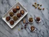 Cake balls and cake bites: two ideas for using leftover chocolate cake