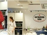 Good Housekeeping Cookery School, Dairy Free Dream Ice Cream & a Recipe for Marbled Chocolate Treats