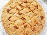 Almond Lattice Cake (Imotska Torta)