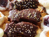 Nutella Star Cookies