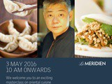 Masterclass with Chef Wong Kwai Wah (Sam)
