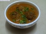 Vegetable Kofta Curry