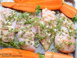 Garlic thyme chicken