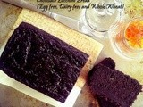 Chocolate Zucchini/Courgette Bread – Whole wheat, Egg free and Dairy free