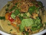 Yellow Vegetable Curry