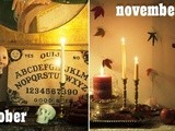 Farewell Halloween, Hello Harvest: The Quickchange Holiday Vignette