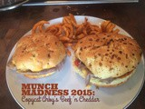Munch Madness 2015: Arby's Beef 'n Cheddar