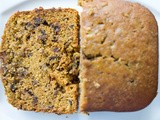 Pumpkin date bread with chocolate chips…in the bread machine