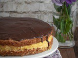 Bostonska krempita / Boston cream pie