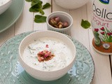 Hladna jogurt čorba / Cold yogurt soup