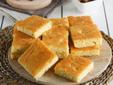 Projara / Domestic corn bread with cheese