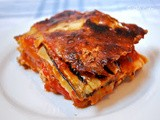 Guest Post from Oh Cake- Hat Trick Lasagna