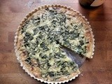 Quiche alla Italiana- Pancetta and Fontina