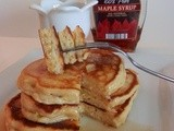 Valentine's Day Eve: Breakfast in Bed, Ricotta Pancakes