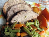 Pečena teleća lopatica ☆ Pot - roast veal shoulder