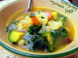 Svakodnevna juha od povrća :: Everyday vegetable soup
